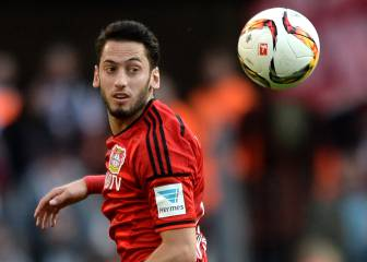 Calhanoglu to waive salary during contract breach ban