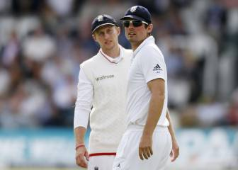 Gillespie backs Root to replace Cook as England Test captain
