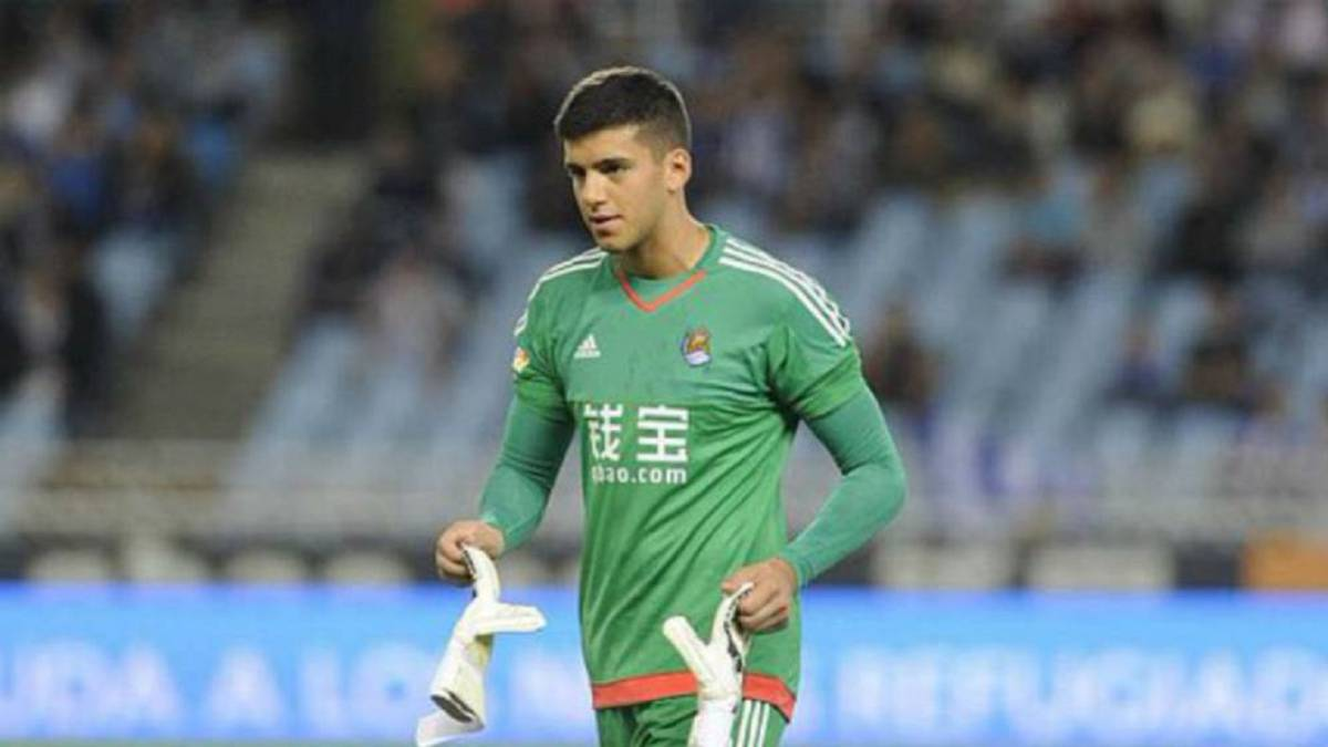 Rulli still harbours dream of playing with Manchester City