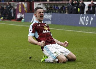 Robbie Brady stunner sees Burnley hold Chelsea at Turf Moor