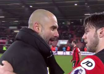 Pep\'s lovely gesture to Arter, who lost his daughter in 2015