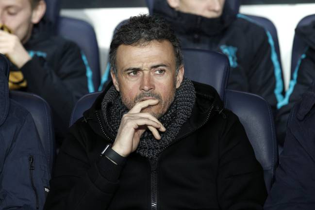 Barcelona manager Luis Enrique has a lot to ponder after Paris Saint Germain won in style.