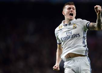 Advantage Real Madrid as they tame 18-game unbeaten Napoli