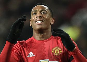 Scholes: Martial was 'in a sulk' about losing number nine shirt