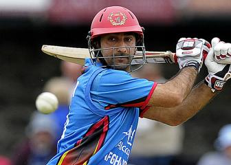 Rain intervenes as Afghanistan sneak D/L victory