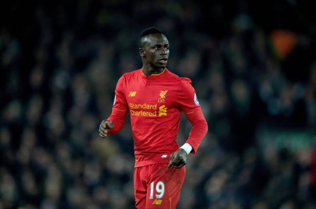 Liverpool's Sadio Mane was the main man for Liverpool when Spurs came to Anfield.