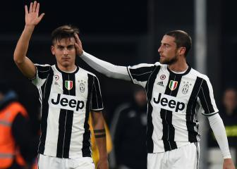 Dybala haunts former club Palermo as Juventus go 10 clear