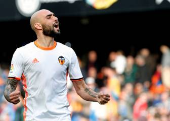 Zaza gets off the mark and ends nine-month goal drought