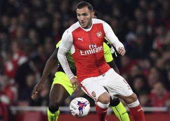 Perez' agent denies quotes about player's Arsenal future