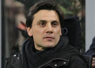 Vincenzo Montella dedicates AC Milan win to Berlusconi