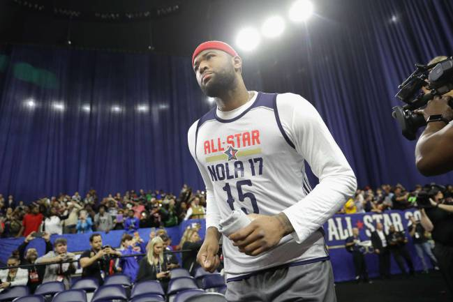Pelicans On The Brink Of Acquiring Boogie Cousins From Kings As Com