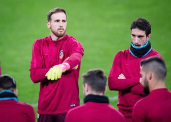 Bayer-Atletico team news: Oblak out but Gameiro starts