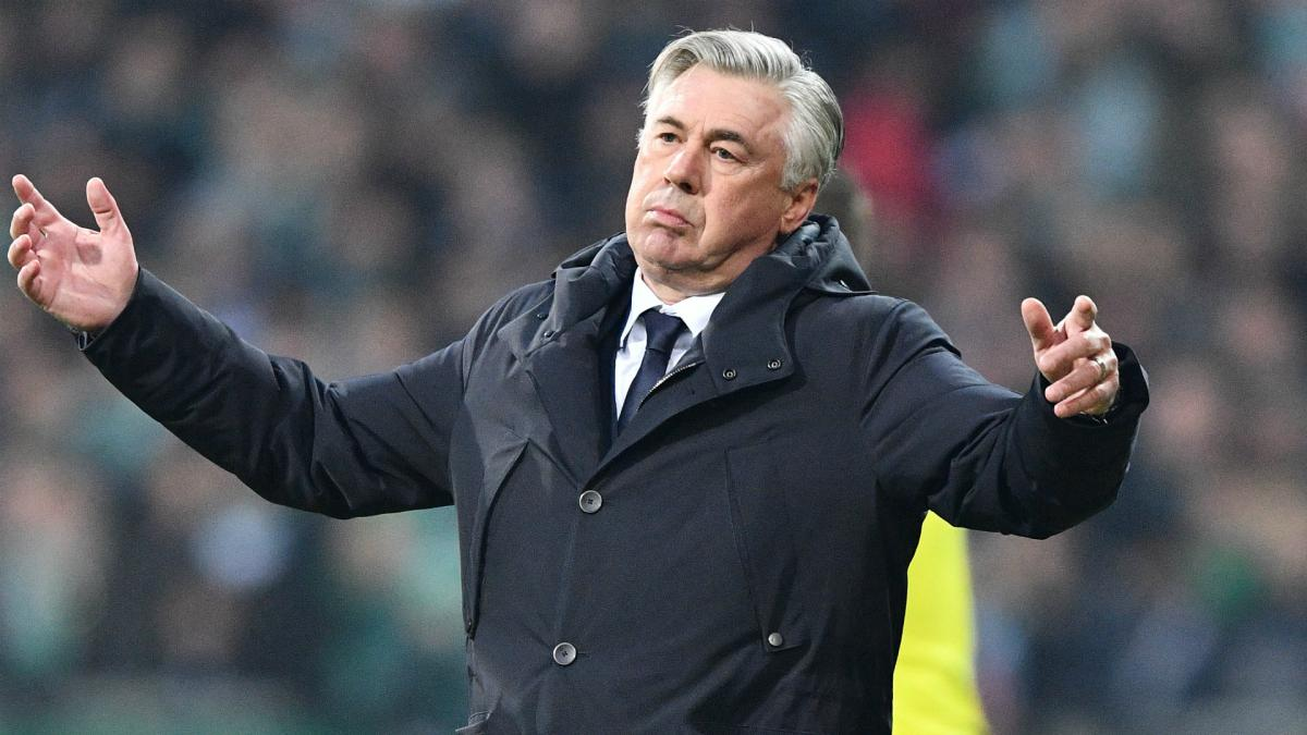 Ancelotti escapes punishment for showing fan middle finger