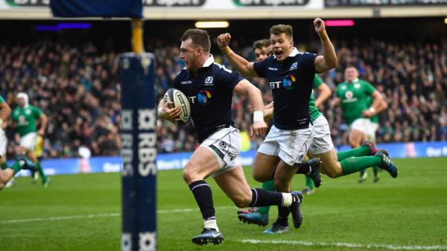 Impressive start to the Six Nations for Scotland with a win over Ireland.