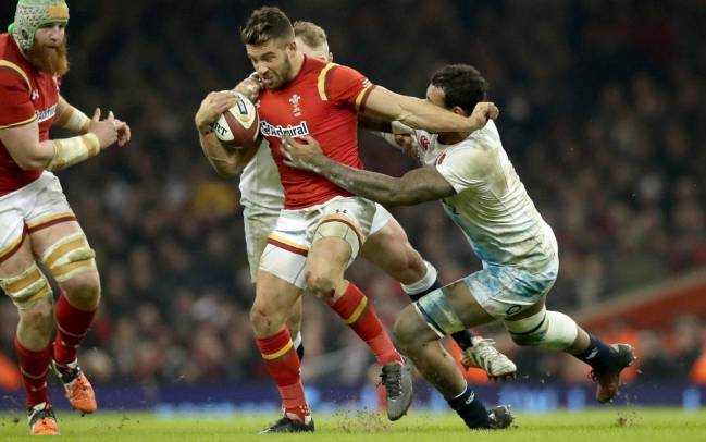 One to watch: Rhys Webb