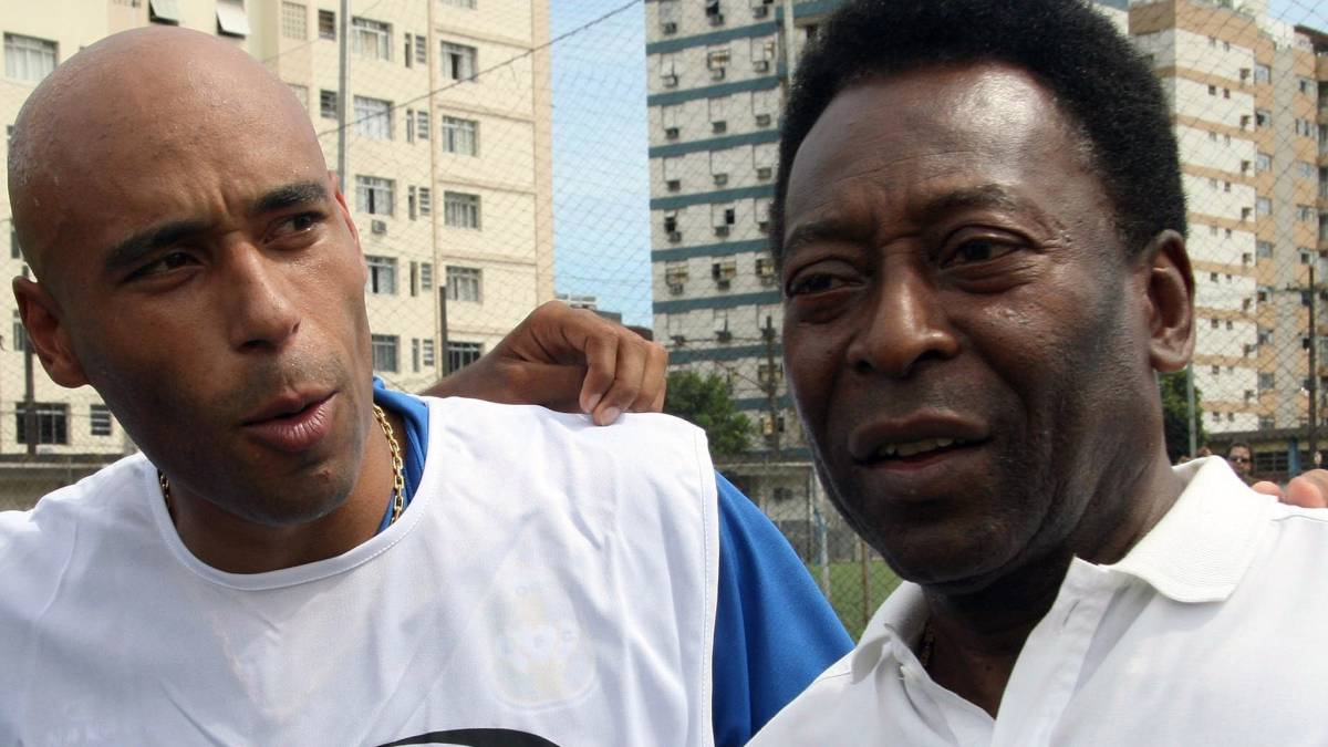 Pele's son vows to clear name following 33-year jail sentence