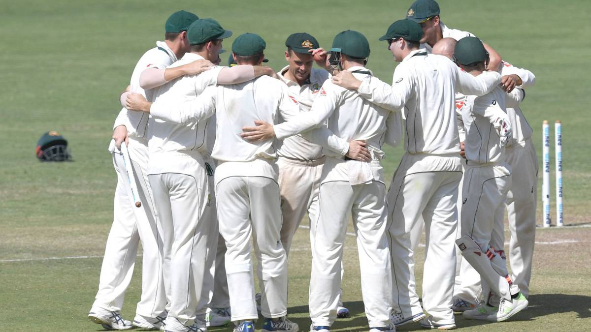 India-Australia first Test: Aussies beat hosts by 333 runs in Pune