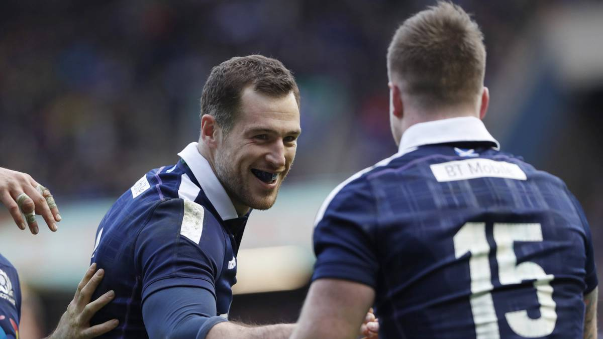 Scotland beat Wales for the first time in ten years