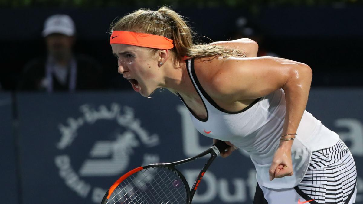 Svitolina claims Dubai title and secures top 10 place