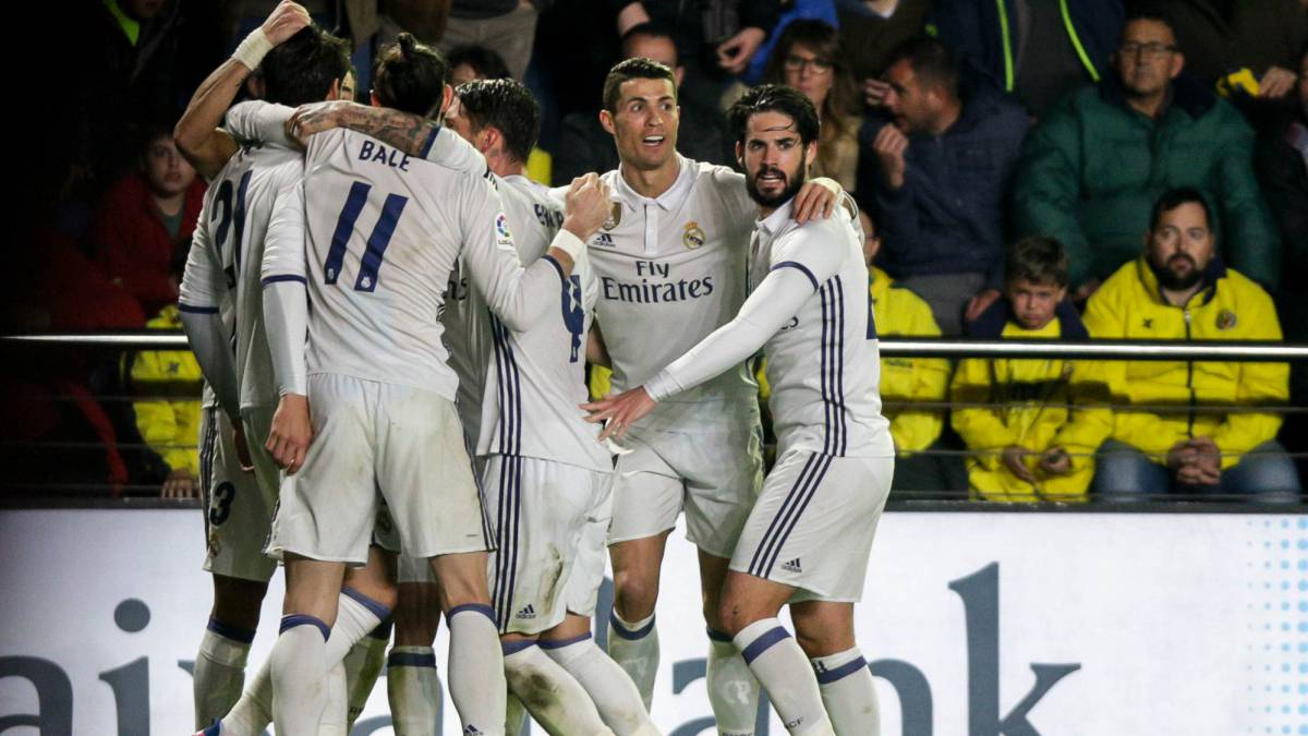 Villarreal-Real Madrid live online: match report, as it happened, goals