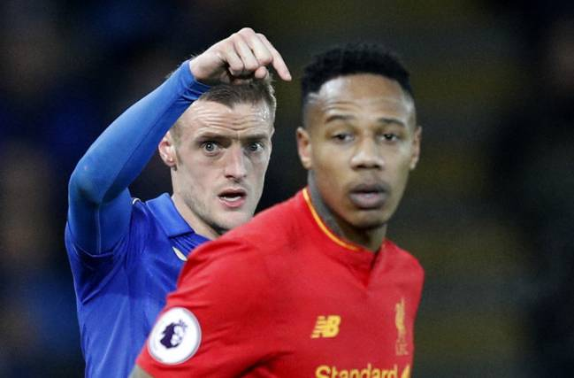 """Put it 20 yards ahead of him,"" Vardy says to his midfielders."