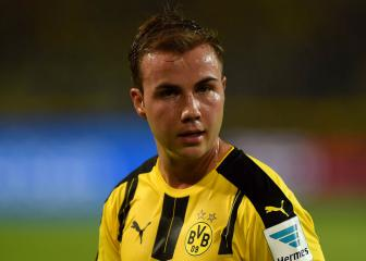 Gotze ruled out indefinitely with 'metabolic disorders'
