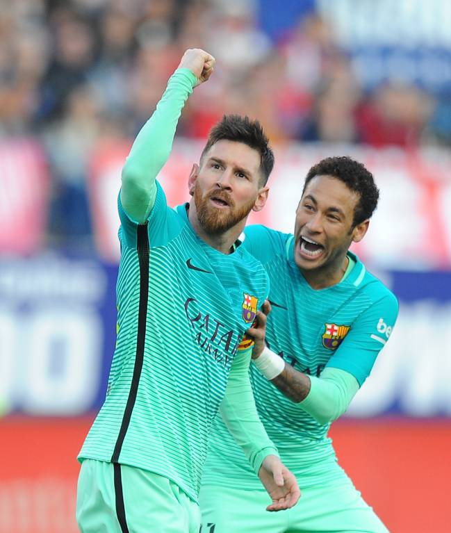 Lionel Messi and Neymar will need to be on-fire for Barça to reach the final but if they do...