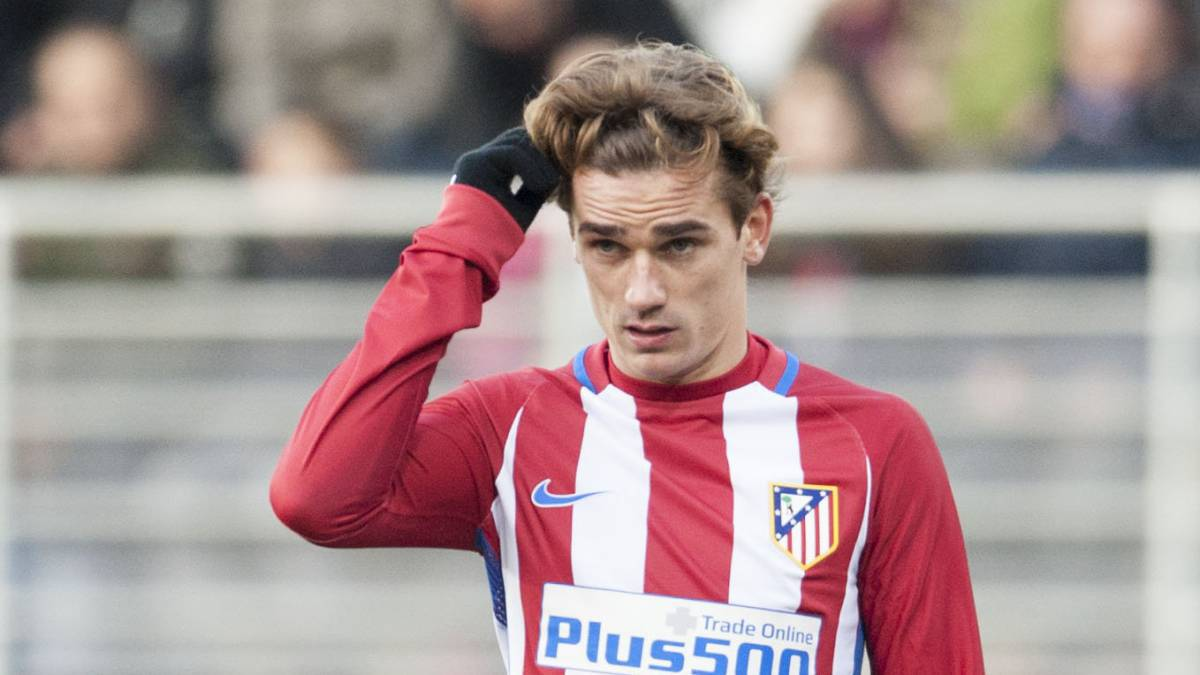 Atlético have a striker in mind if Griezmann leaves in summer