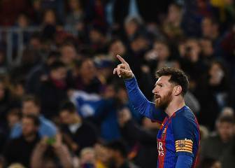 Messi magic enough to see Barça retake lead atop LaLiga