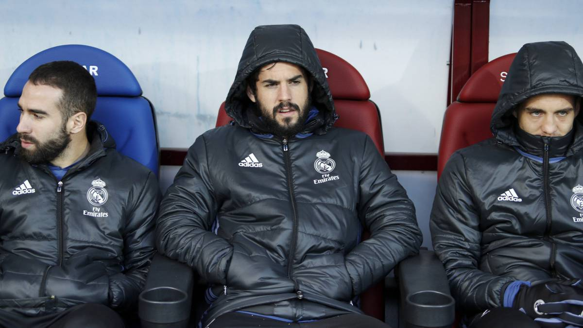 Champions League: Real Madrid men rested with Napoli in mind