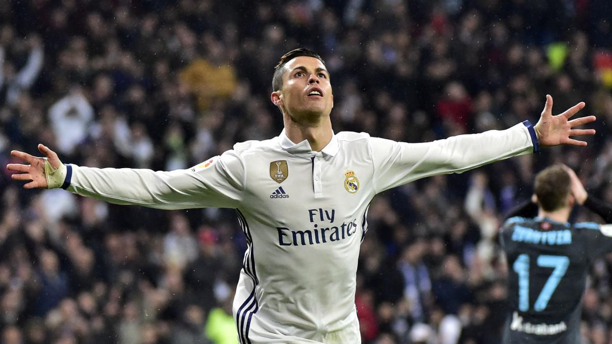 Cristiano Ronaldo named in Real Madrid squad for Napoli
