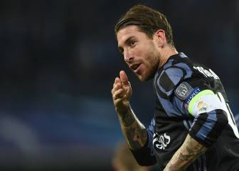 Ramos to the rescue as Real Madrid eye duodecima