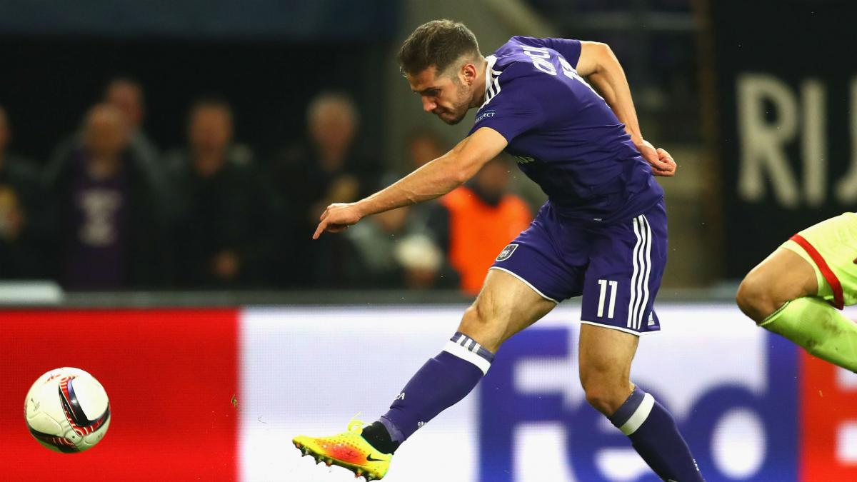 Anderlecht have Stanciu to thank for slender win in Nicosia
