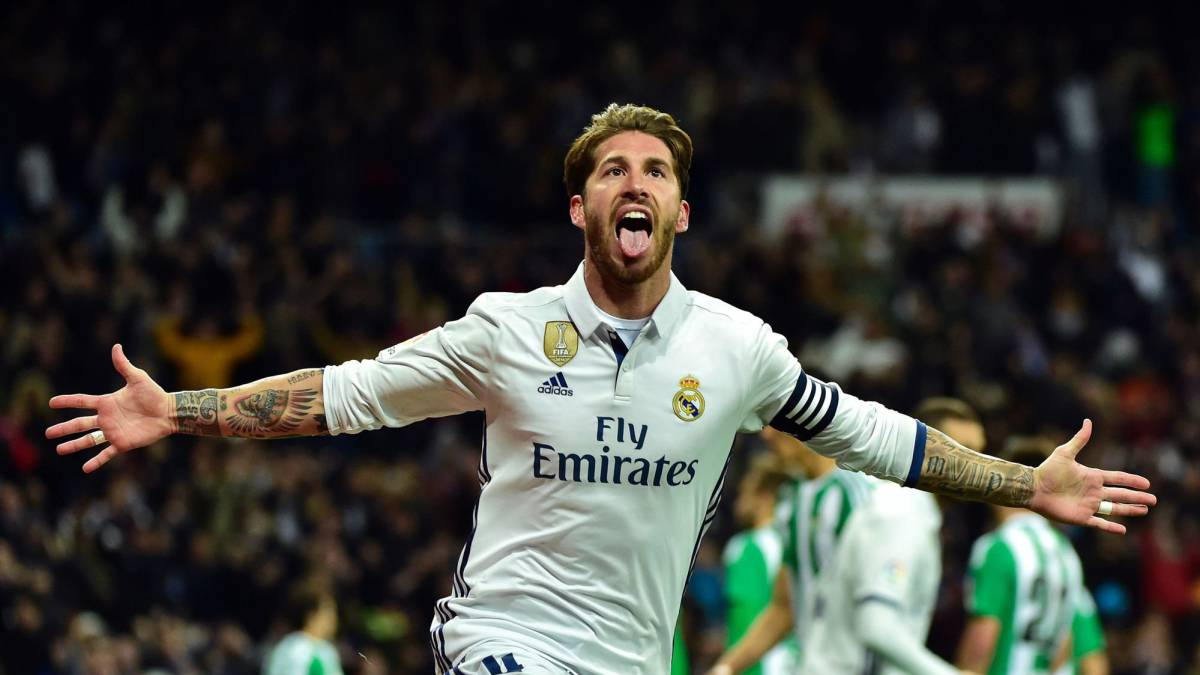 Sergio Ramos grabs the winner for Real Madrid - AS.com
