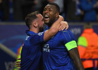 Settling accounts: Wes Morgan's journey to the top
