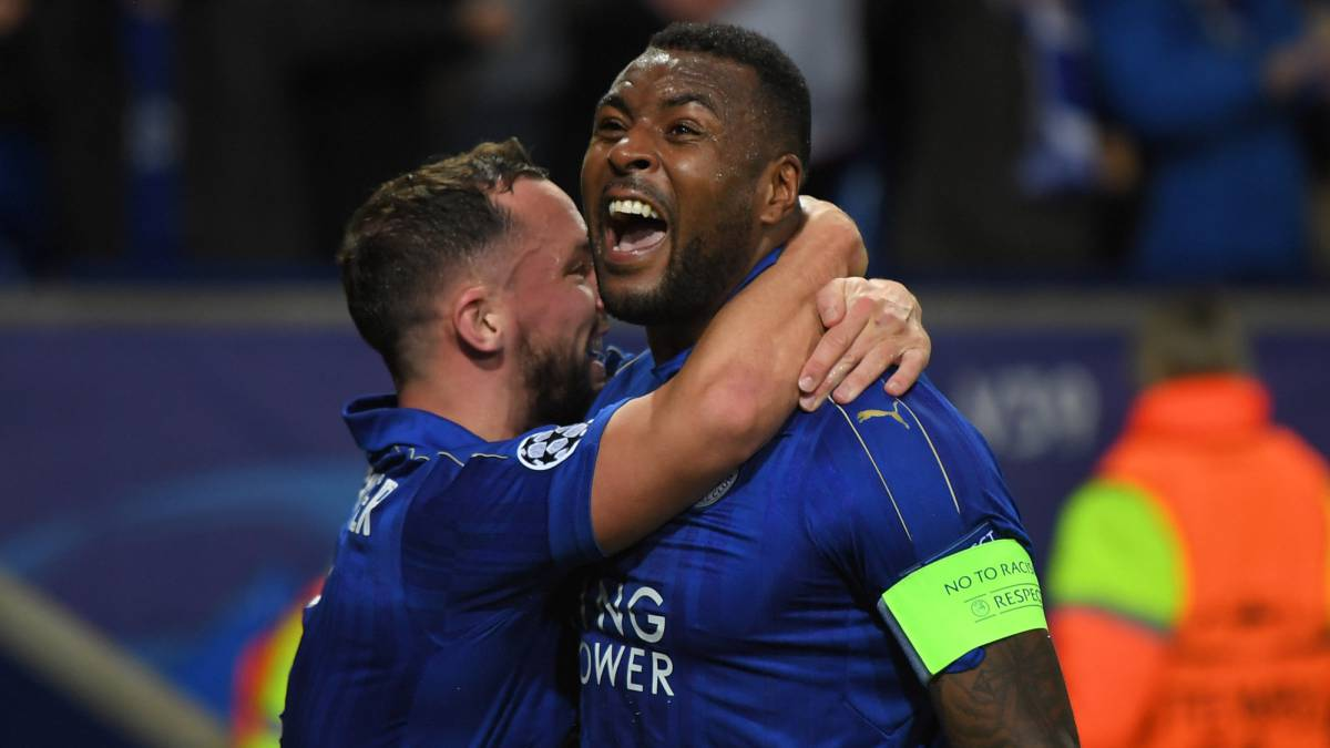 Settling accounts: Wes Morgan's journey to the Premier League