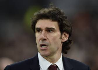 Middlesbrough part company with Aitor Karanka