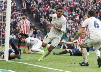 Casemiro winner seals three points for Real Madrid