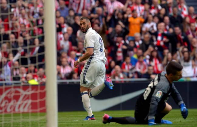 Follow all the action live as Athletic Bilbao host Real Madrid in week 28 of LaLiga action on Saturday 18 March 2017 at 16:15 CET in the Nuevo San Mamés...