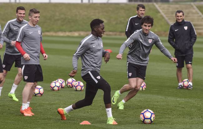 Athletic hot shot Iñaki WIlliams says he is ready for Real Madrid