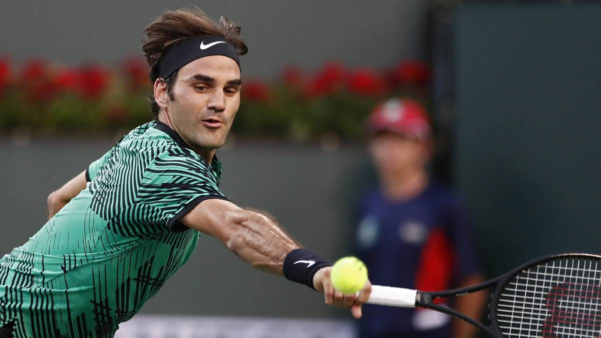 Federer through to semis with walkover after Kyrgios illness