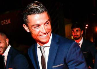 Cristiano Ronaldo named Portuguese 'Player of the Year'