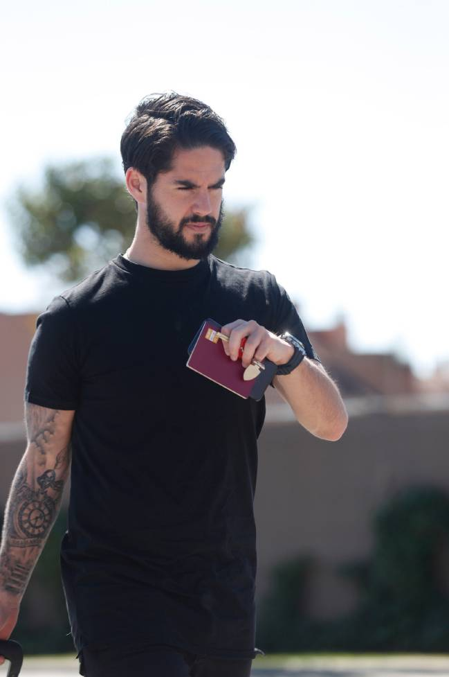 2017 fashion haircut - Bar 231 A Offer Isco 20m To Run Down His Contract As Com