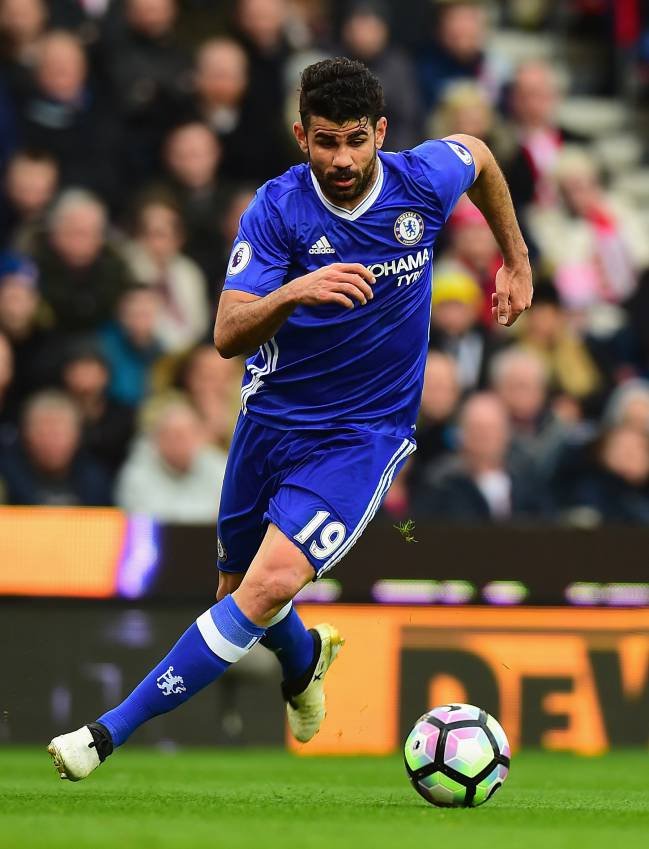 Chelsea striker Diego Costa spoke frankly on El Larguero about his attempts to return to Atlético last summer, his relationship with Conte, and China.