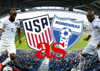 USA - Honduras: how and where to watch