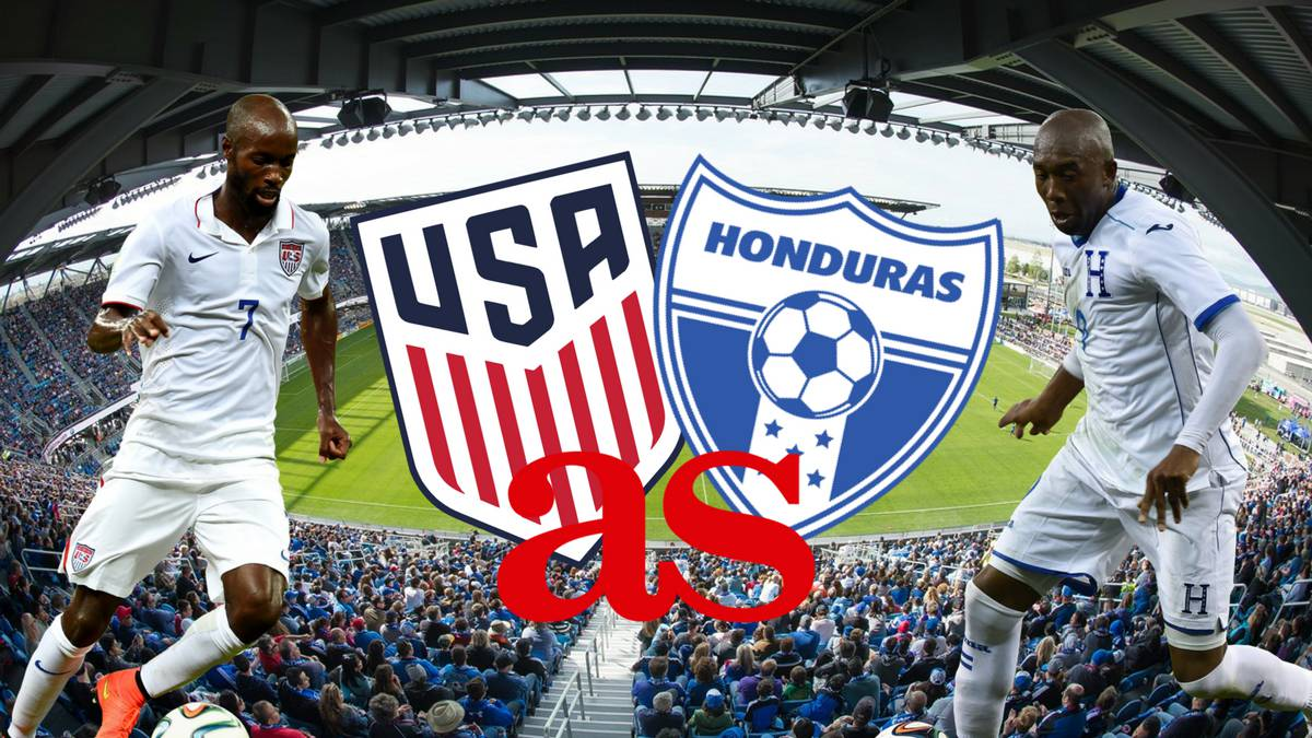 USA - Honduras: how and where to watch - times, TV, online