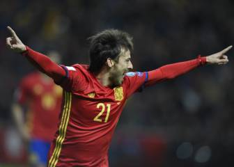 Spain untroubled against Israel as they stay top of Group G