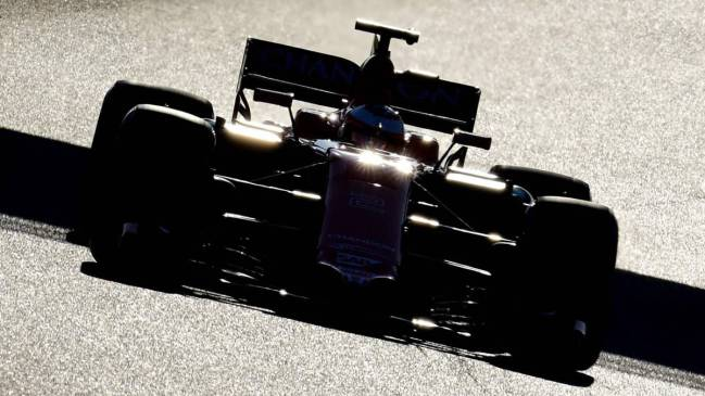 Mclaren car | new boss Zak Brown speaks to AS.