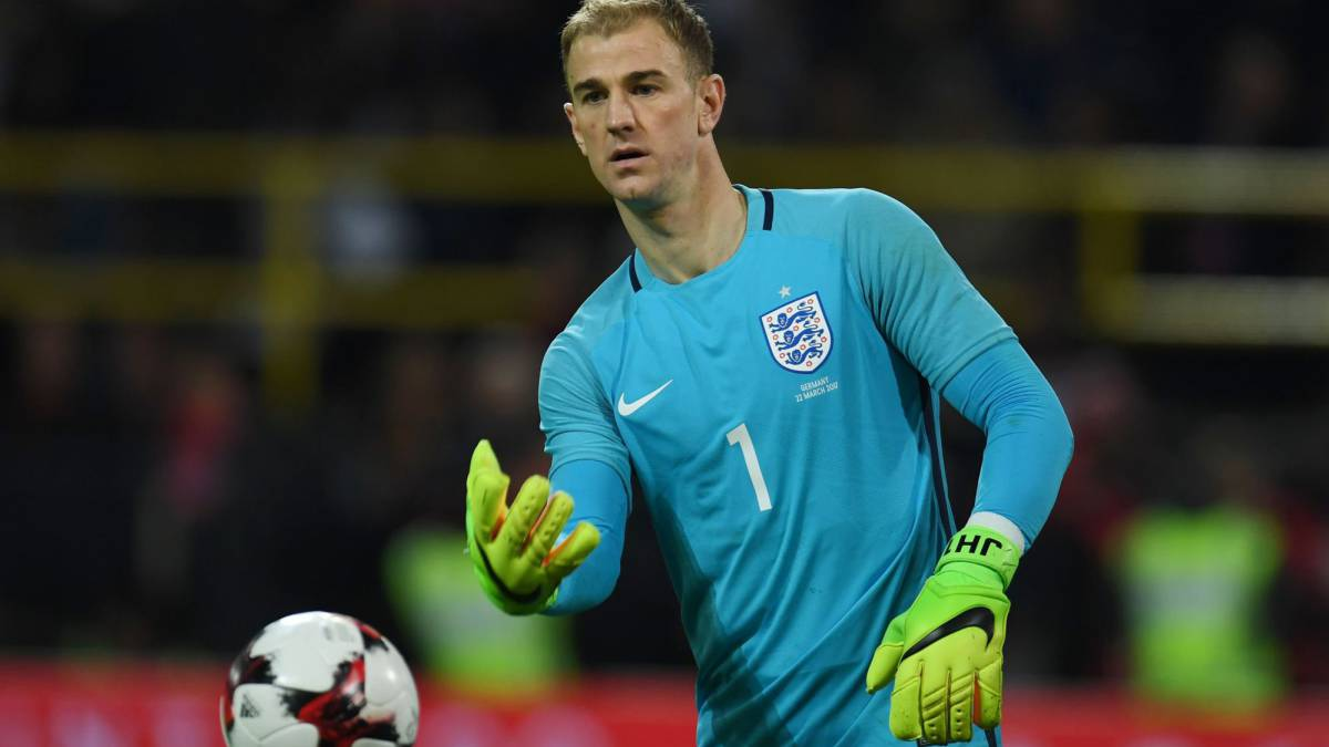 England-Lithuania: Joe Hart to captain hosts in qualifier