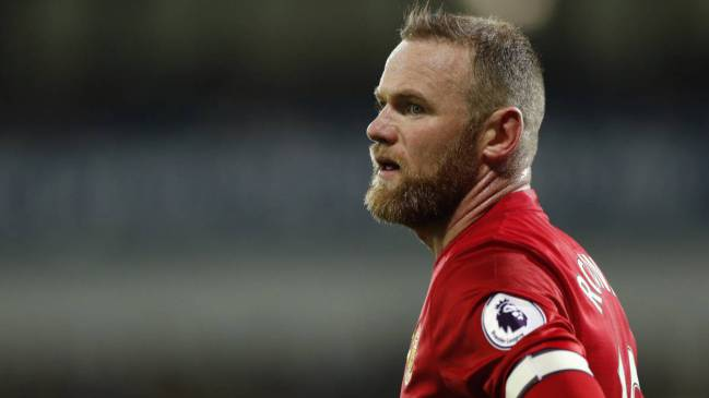Wayne Rooney has made just 18 league appearances for Manchester United this season